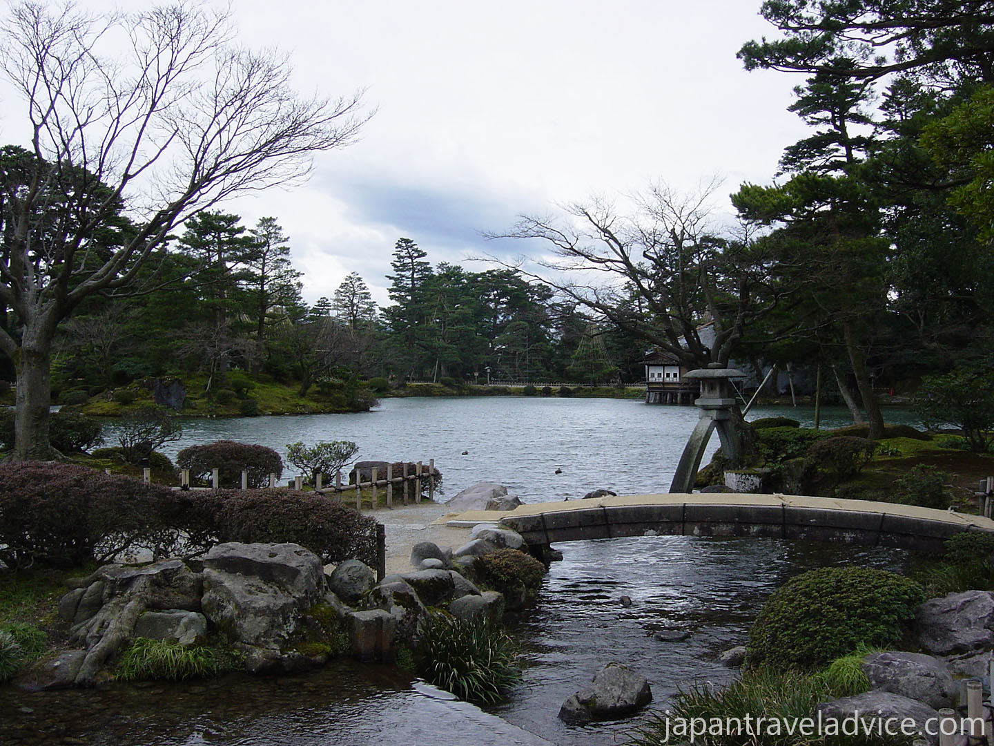 Kasumiga-ike Pond