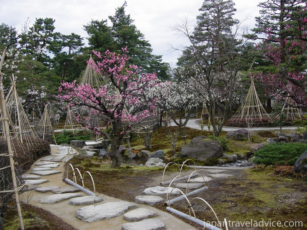 Kenrokuen Garden  Japan Travel Advice