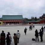 Heian Jingu Shrine Main Hall - Daigokuden