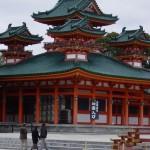 Heian Jingu Shrine - Soryuro
