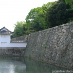 Nijo Castle Wall and Moat