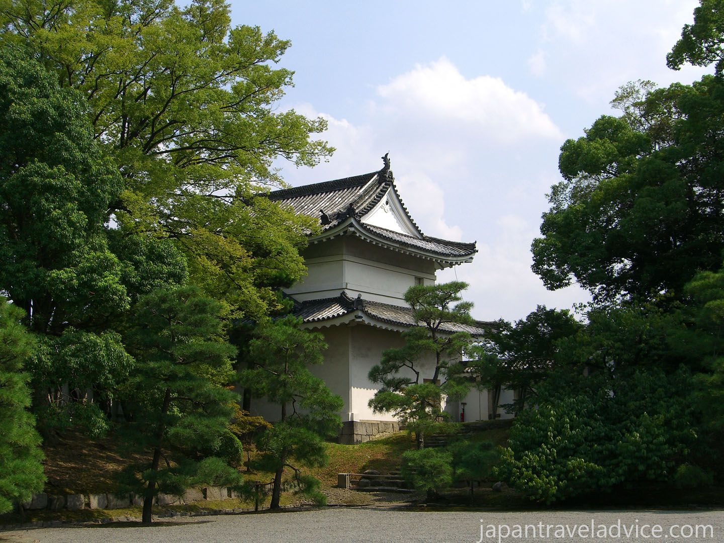Nijo Castle  Japan Travel Advice