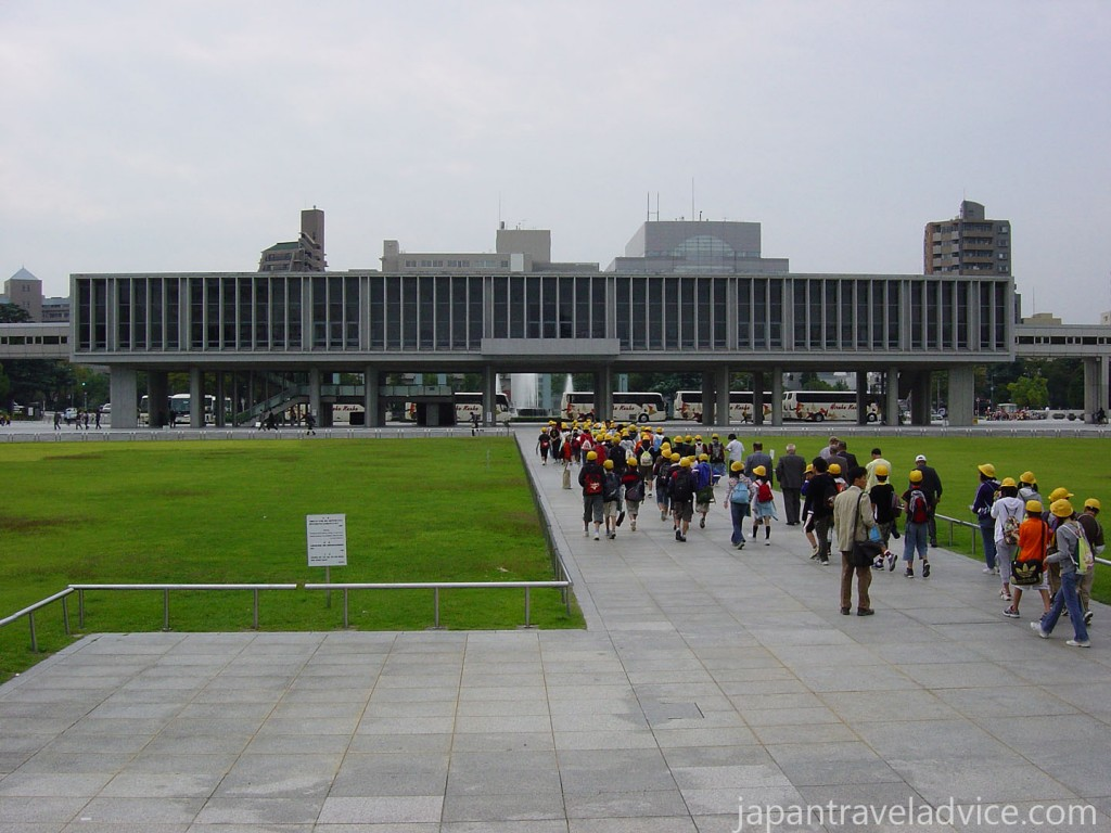 Hiroshima Peace Memorial Park  Japan Travel Advice