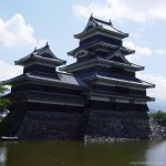 Matsumoto Castle and Moat