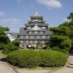 Okayama Castle Main Building