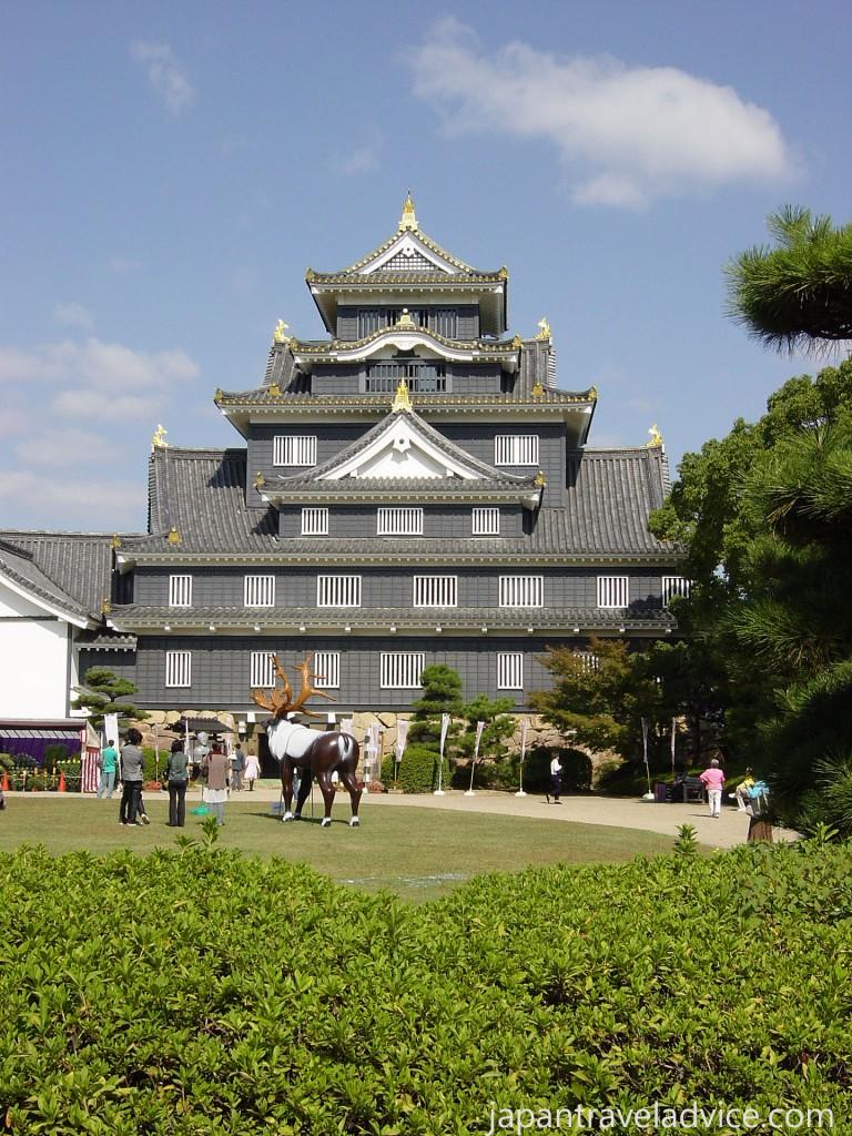 Okayama Castle Main Keep