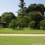 Ryuten Pavilion at Korakuen