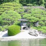 Stone Lantern on Jarijima Island