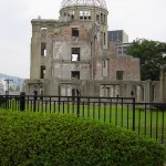 The A-Bomb Dome Genbaku Dome
