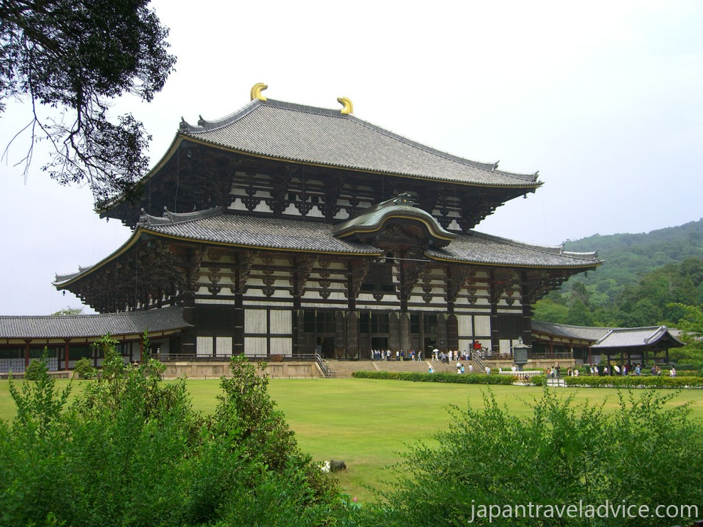 Todaiji Temple Daibutsuden Hall