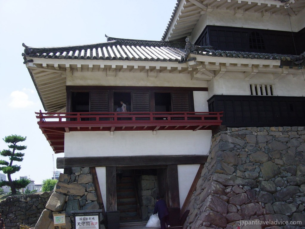 Tsukimi Yagura Moon Viewing Pavilion