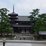 The Horyuji complex