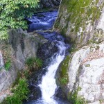 Shizutani Taki Waterfall