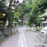 Small Shrine at Himure Hachimangu Shrine