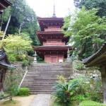 Sanju no To Pagoda at Chomeiji Temple