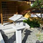 Toro at Kaeru Jinja Shrine at Gero Onsen