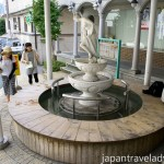 Venus Foot Spa at Gero Onsen