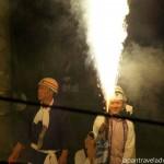 Tejikara Fire Festival Hand-held Fireworks