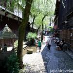 Street in Gujo Hachiman