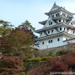 Gujo Hachiman Castle in Gifu Prefecture