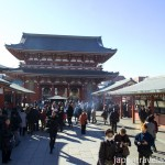 The Sensoji Temple Complex