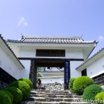 Small Gate at Gujo Hachiman Castle