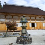 The Hondo Main Hall at Kokeizan Eihoji Temple
