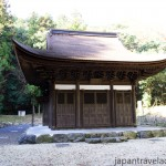 The Kaisan-do at Kokeizan Eihoji Temple