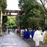 Meiji Jingu Shrine Parade