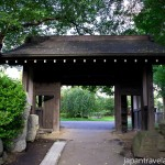 Sannomaru Goten-ura Gate at Takashima Castle